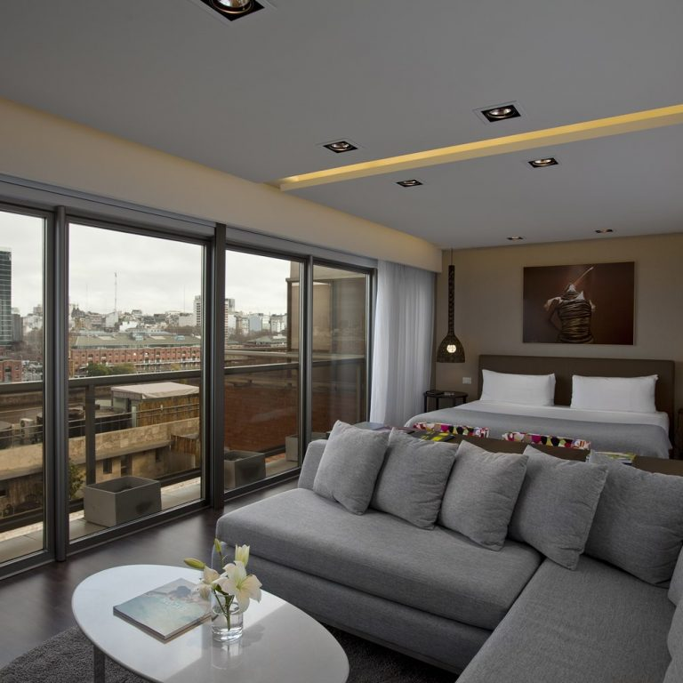 Hotel Madero - Diplomat Suite 3
