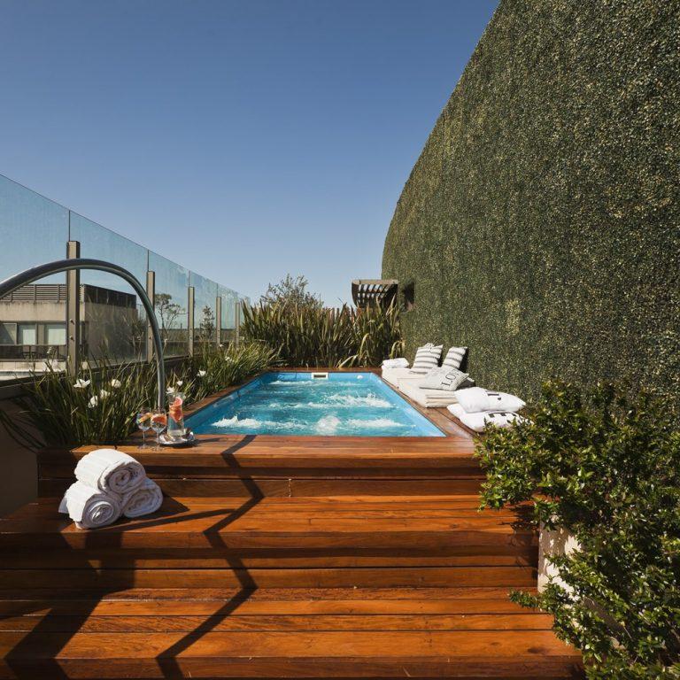 Hotel Madero - Madero spa - Jacuzzi